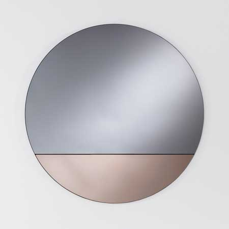 Cord Bronze Mirror from Deknudt